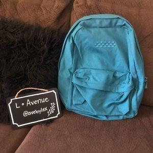 Teal Vans Backpack